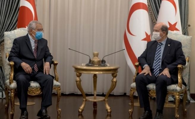 Yeni havaalanına Dr. Fazıl Küçük'ün, Geçitkale Havaalanına ise Şehit Pilot Yüzbaşı Ercan'ın isminin verilmesi düşünülüyor