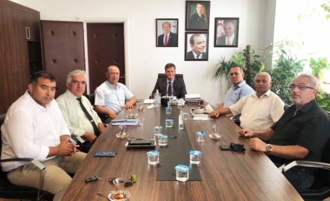 Adanalılar Kültür ve Dayanışma Derneği'nden ziyaret