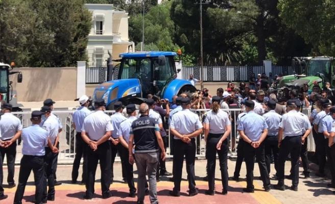 Çiftçiler Birliği eyleme destek verecek