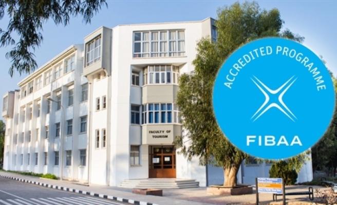 DAÜ Turizm Fakültesi'nin kalitesi FIBAA tarafından bir kez daha akredite edildi