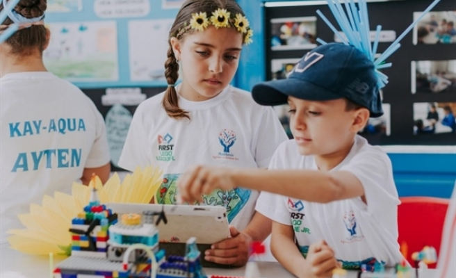 """Fırst® Lego® League Explore"""" fuarlarının Kıbrıs ayağı 26 haziran cumartesi günü yapılacak"""