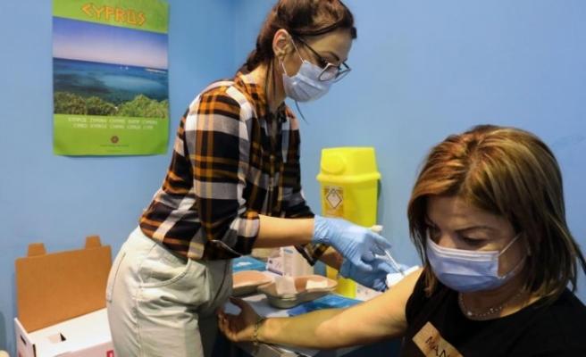 Güneyde aşı portalı 18 yaş üstü herkese açılıyor