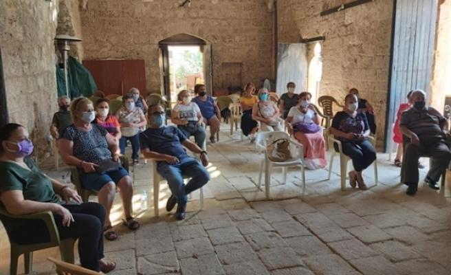 Kıbrıs Sanat Derneğinde Başkan Aytaç Çağın