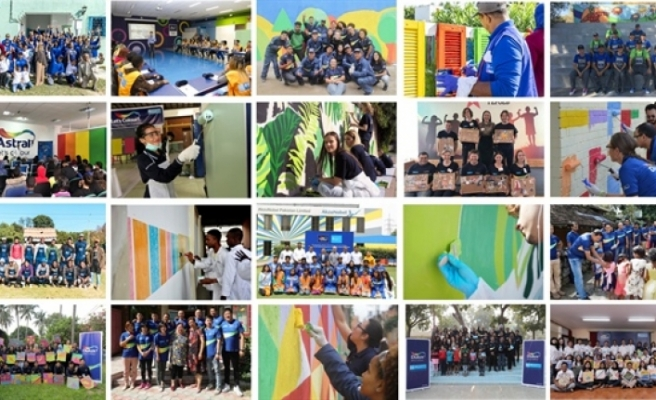 SOS Çocuk Köyleri 72.yaşını kutluyor