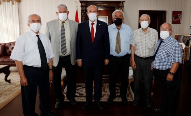 """Tatar: """"Bizim buradaki varlığımız ve güvenliğimiz Türkiye'nin garantisine bağlıdır"""""""