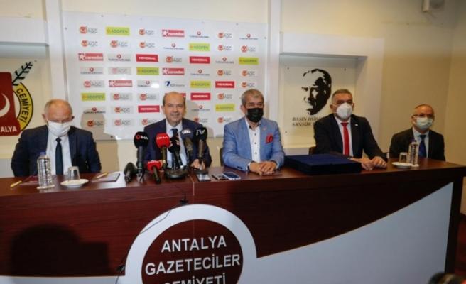 """Tatar: """"Hazmedemedikleri eski siyasetin terk ediliyor oluşudur"""""""