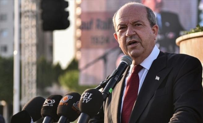 """Tatar: """"Maraş'ın açılımı, TMK üzerinden mülkiyet haklarına saygılı ve hukuka uygun bir şekilde gerçekleştirilecek"""""""