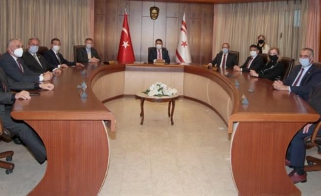 5 üyenin görev süresi uzatıldı