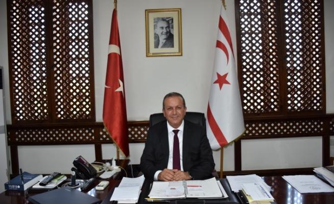 """Ataoğlu: """"Bu zihniyet, Kıbrıs'ta çözümsüzlüğü kalıcı kılmak istiyor"""""""