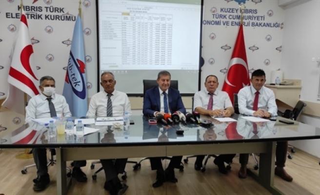 """Erdoğan: """"Elektrikte acilen fiyat düzenlemesine gidilerek en az yüzde 30'luk bir artış yapılmalı"""""""