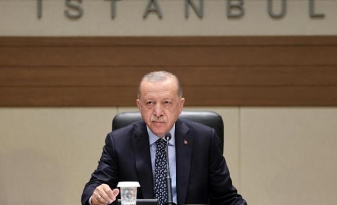"""Erdoğan: """"Taliban'ın Kabil Havalimanı'nın işletilmesi noktasında teklifleri var"""""""
