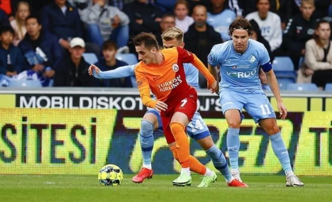 Galatasaray turu rövanşa bıraktı
