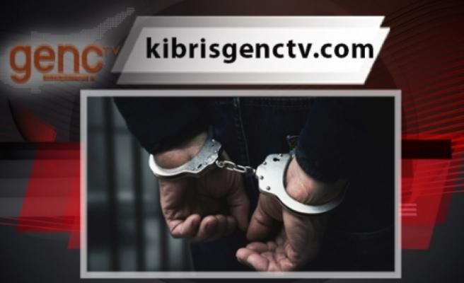 Girne'de hırsızlık, iki tutuklu