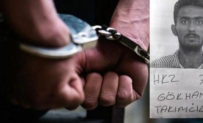 Gökhan Takımcılar, tutuklandı