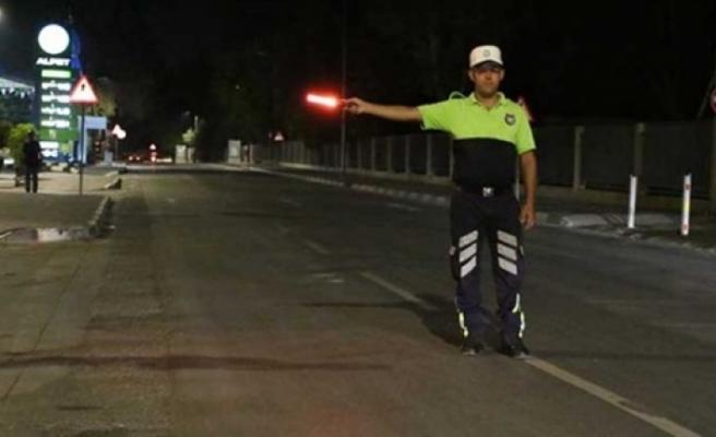 Haftalık trafik raporu...44 kaza