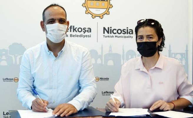 LTB yeni Kadın Sığınma Evinin açılış çalışmaları tamamlanıyor