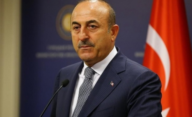 """Mevlüt Çavuşoğlu: """"Kıbrıslı Türkler adanın müşterek sahipleridir"""""""