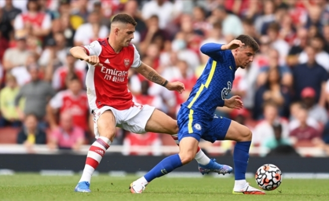 Premier Lig'deki derbinin galibi Chelsea