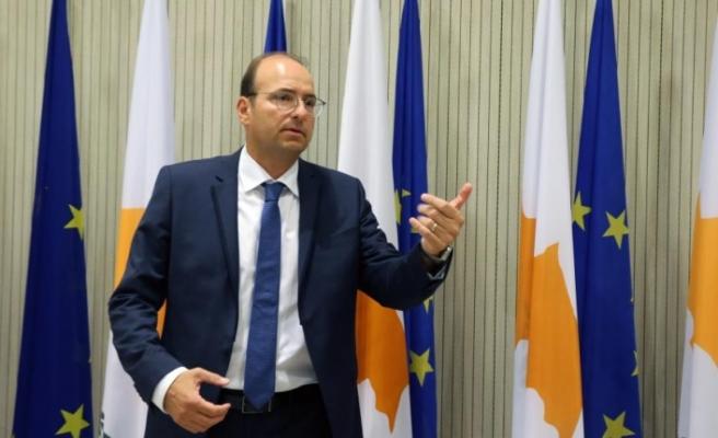 Rum Savunma Bakanı'ndan Maraş açıklaması
