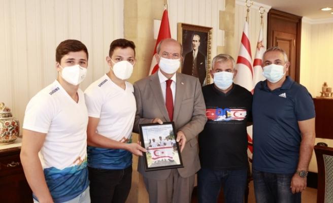 """Tatar: """"Devletimiz gençlere önem vermeye devam edecek"""""""
