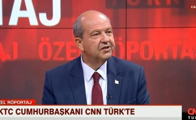 "Tatar: ""En az Rumlar kadar söz sahibiyiz"""
