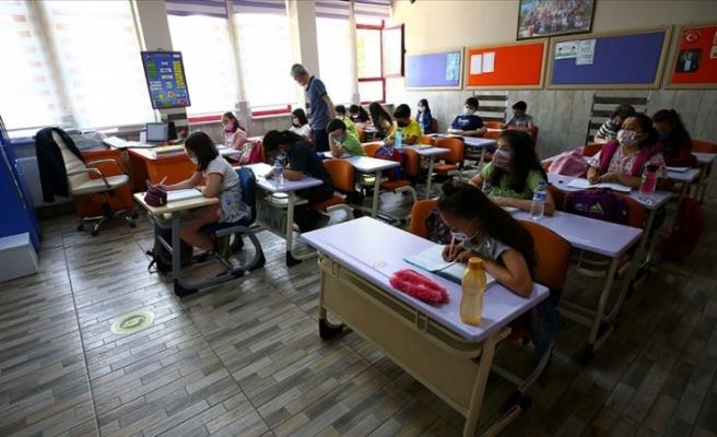 Türkiye'de yüz yüze eğitime ilişkin tedbirler belirlendi