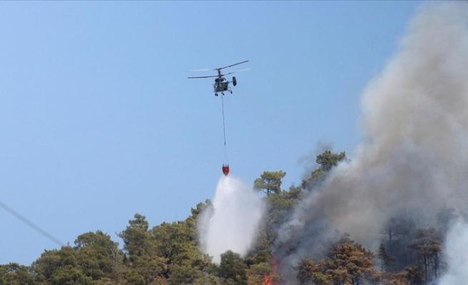 Türkiye genelinde 111 yangın kontrol altına alındı