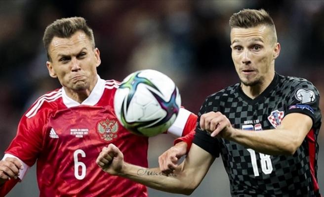 2022 FIFA Dünya Kupası Avrupa Elemelerinde dördüncü hafta maçları tamamlandı