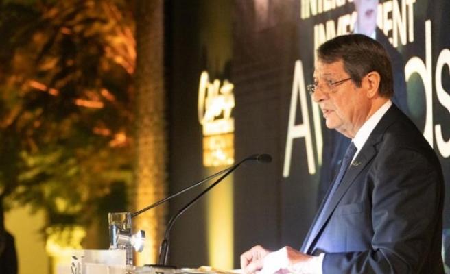 """Anastasiadis """"Ulusal tanıtım hizmeti"""" kurulacağını açıkladı"""