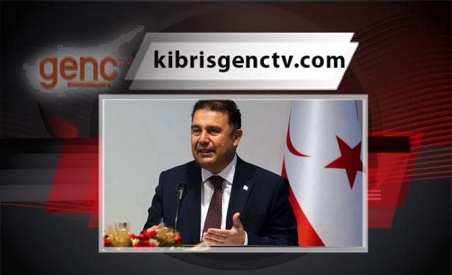 Başbakan Ersan Saner'den anıt mezar ile ilgili açıklama