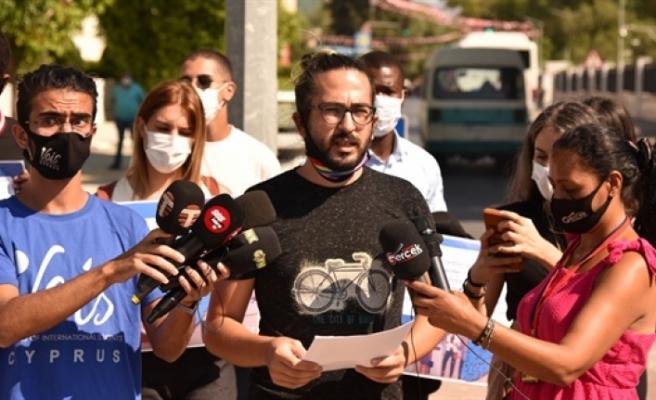 Bazı uluslararası öğrenci kuruluşları hükümetten taleplerde bulundu