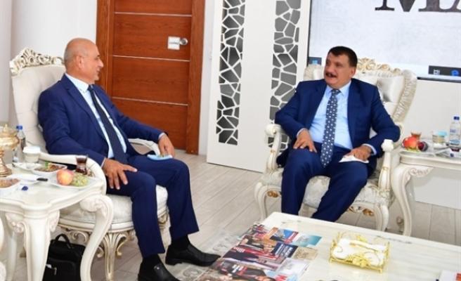 Benli'den Malatya Belediye Başkanına ziyaret