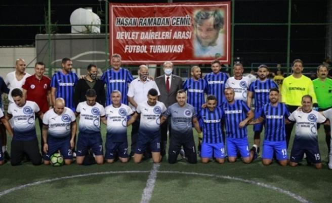 Devlet Daireleri Arası turnuva başladı