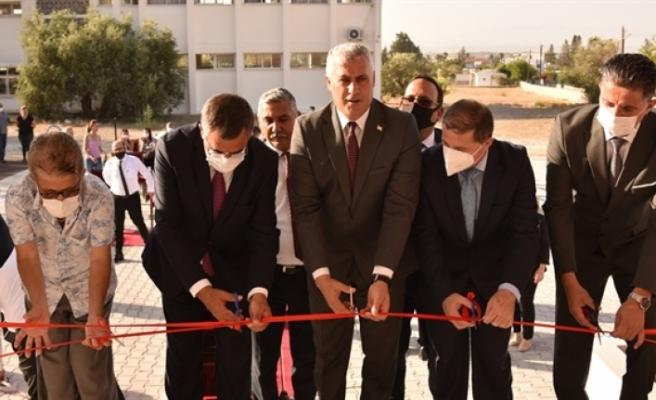 Dikmen İlkokulu Okul Öncesi Eğitim Kompleksi açıldı