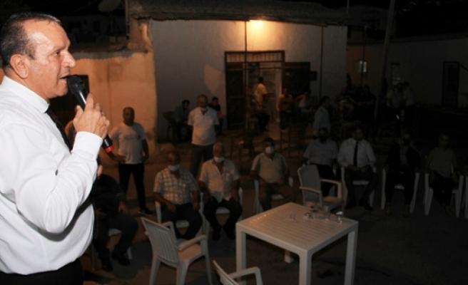 DP Dilekkaya örgüt binası açıldı