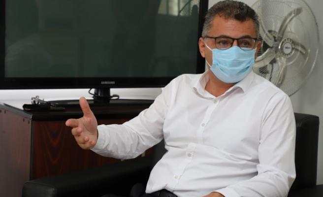 """Erhürman: """"Kıbrıs Türk halkı yönetme yeteneğine sahiptir"""""""