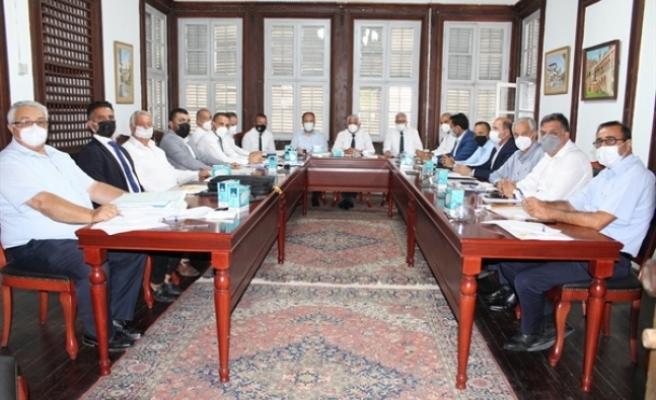 Genel Yönetim Kurulu Toplantısı yapıldı