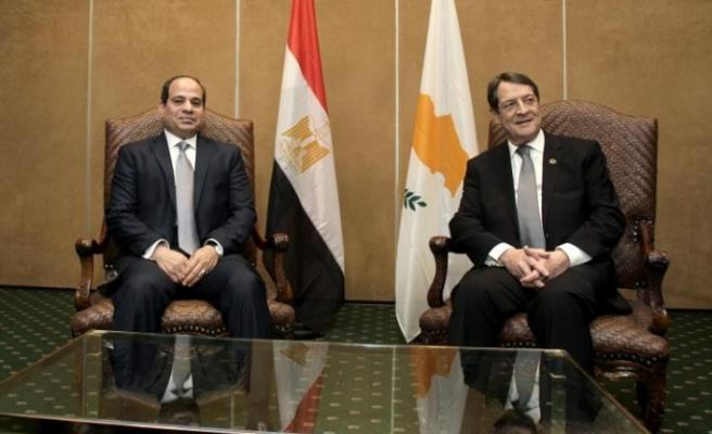 Güney Kıbrıs ve Mısır arasındaki ilk hükümetler arası zirve