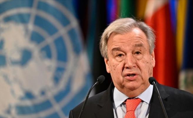 Guterres, momentumu üçlü görüşme için değerlendirmek istiyor