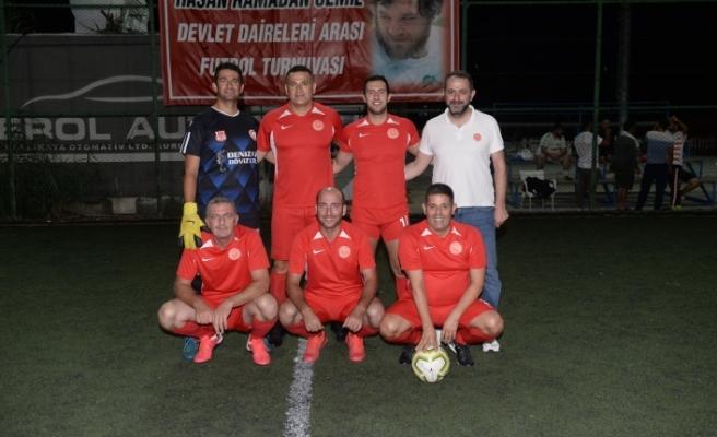 Hasan Ramadan Cemil Daireler Turnuvası'nda 3. hafta oynanıyor