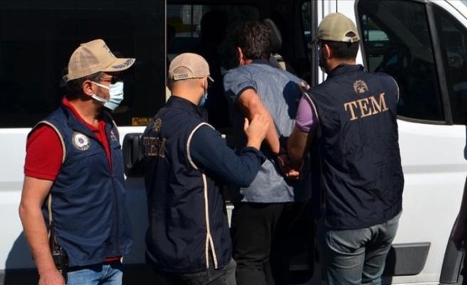 İzmir merkezli 41 il ve KKTC'de FETÖ'ye yönelik operasyonda gözaltı sayısı 157'ye yükseldi