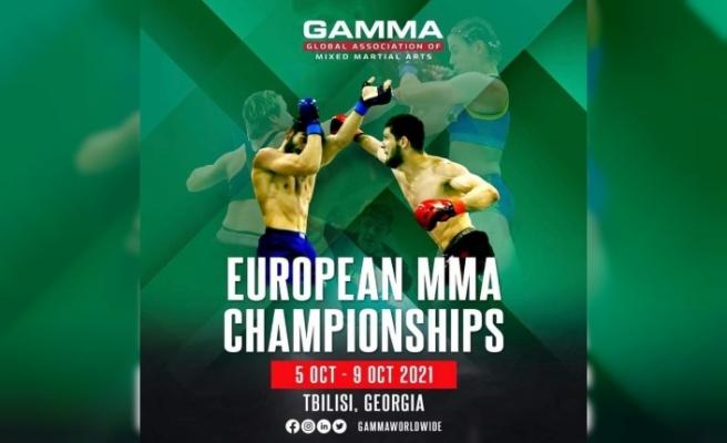 KKTC MMA Milli Takımı, Avrupa MMA Şampiyonasına hazırlanıyor