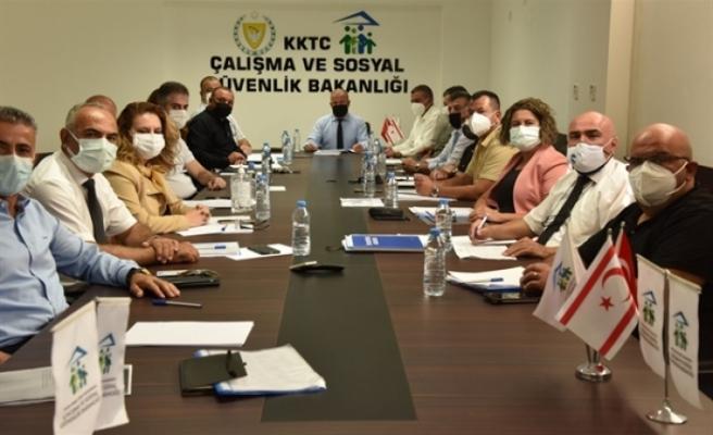 Komisyon 4.kez toplandı