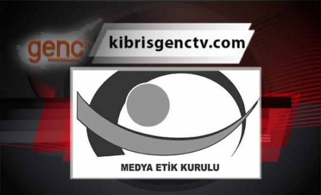 Medya Etik Kurulundan kınama