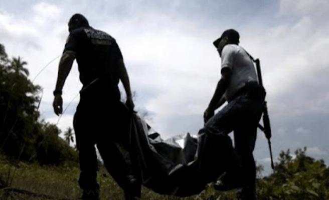 Meksika'da boş bir binada 10 ceset bulundu
