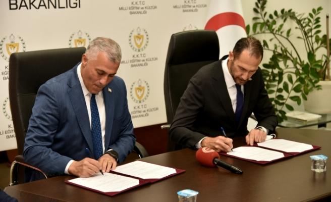 Milli Eğitim ve Kültür Bakanlığı ile Asbank Ltd. arasında işbirliği protokolü