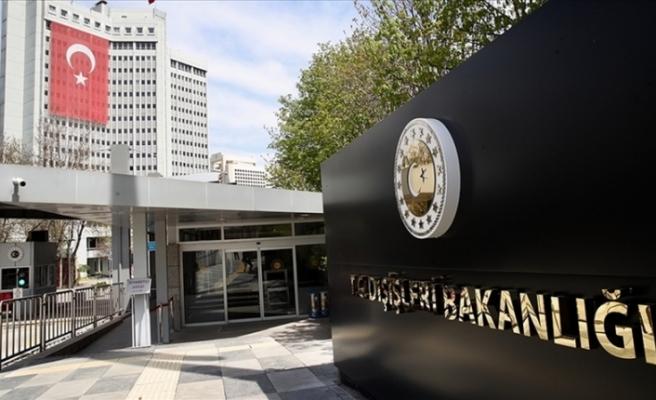 Rum Eğitim Bakanlığı kararına Türkiye'den kınama
