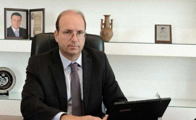 """Rum Savunma Bakanı : """"Yasa dışı Türk eylemlerine karşı boyun eğmiyoruz"""""""