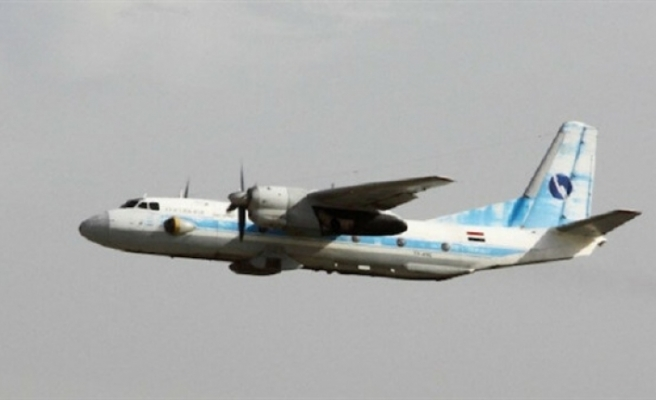 Rusya'da düşen AN-26 model uçağın 6 kişilik mürettebatı hayatını kaybetti