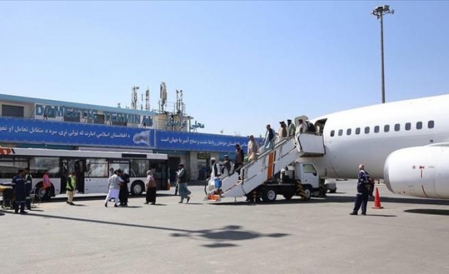 """Taliban: """"Kabil Havalimanı uluslararası uçuşlara hazır"""""""